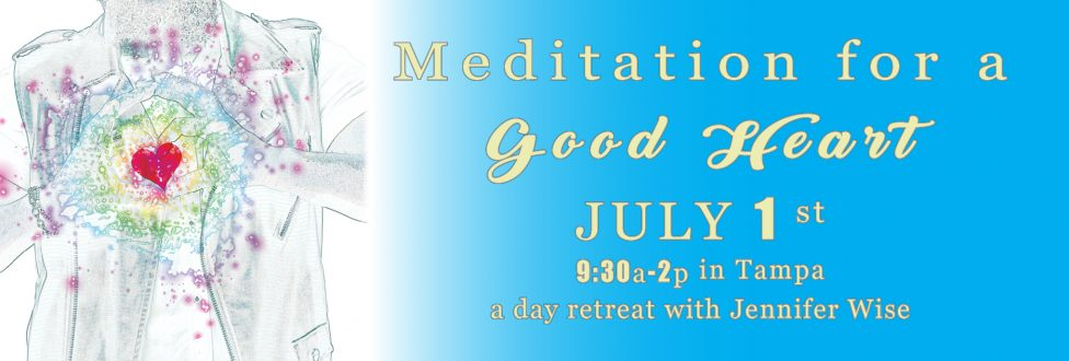 Meditation for a Good Heart 2017