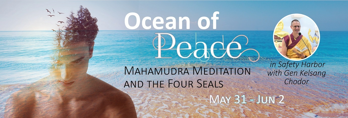Mahamudra Meditation Four Seals