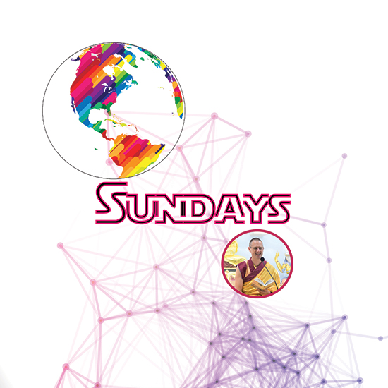 Sunday Meditations for World Peace with Gen Kelsang Chodor
