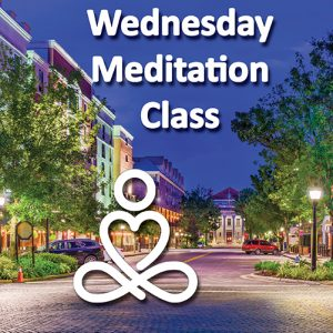 Wednesday General Program Class with Ron Caldwell