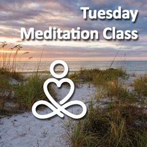Tuesday Mediation Class with Ron Caldwell